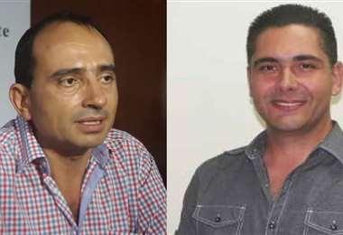 Reynaldo Díaz y Óscar Mario Justiniano quieren presidir la CAO en la gestión 2021-2023