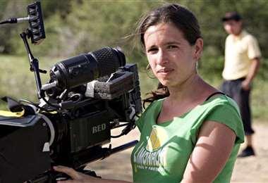 Daniela Cajías vive en España desde hace cinco años