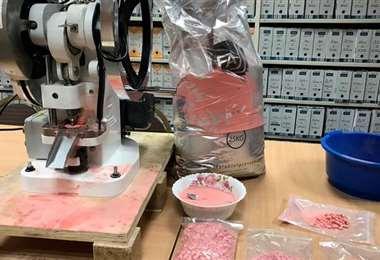 La Policía confundió el polvo de golosinas con droga