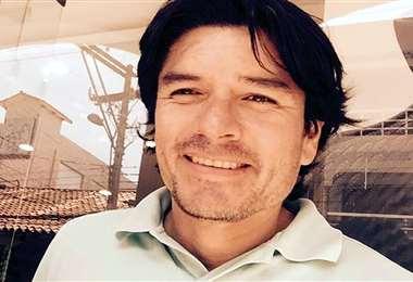 Martín Menacho fue bicampeón con Blooming (1998-1999). Foto: ElDeber