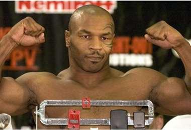 Mike Tyson boxeador estadounidense. Foto: internet