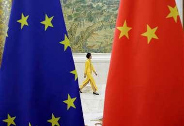Se ha levantado un nuevo y duro tono en las relaciones entre la UE y China.