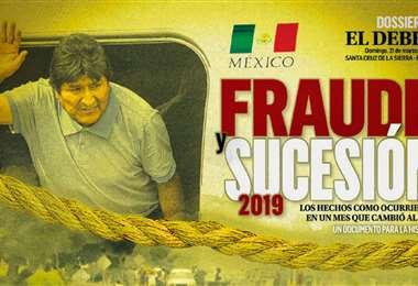 Fraude y Sucesión