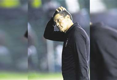 Mauricio Soria, DT de Wilstermann