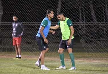 Bolivia se encuentra en territorio rival desde el lunes. Foto: FBF