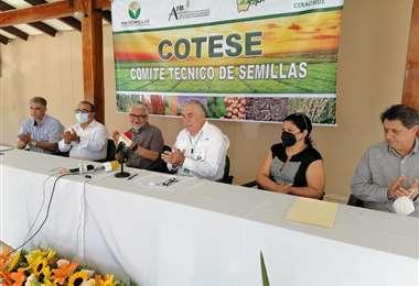 Nace el Comité Técnico de Semillas para impulsar el desarrollo del sector en Santa Cruz