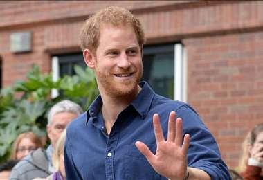 El príncipe Harry trabajará en una empresa de asesoramiento mental