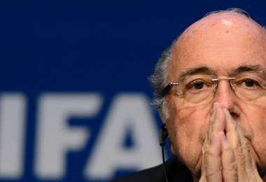 Joseph Blatter, expresidente de FIFA. Foto: Internet