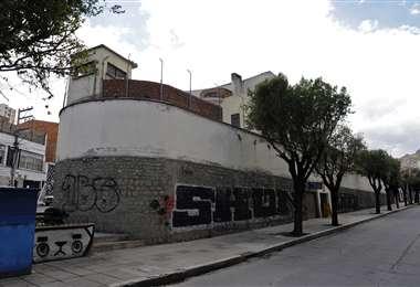 Penal de Miraflores, donde está detenida la expresidenta Áñez /AFP