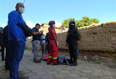 Un muerto en accidente aéreo en Sacaba/Foto: APG Noticias