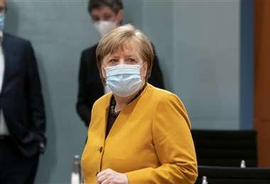 """Merkel señaló que """"los errores hay que reconocerlos"""""""