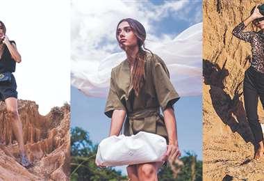 Modelo Camila Ribera/Fotos: Omaira Tapia