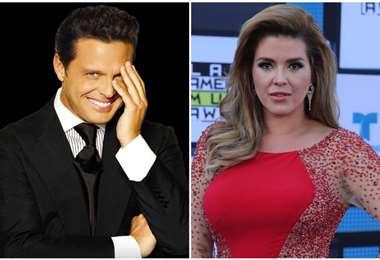 El romance de Luis Miguel y Alicia Machado saldrá en la teleserie