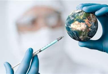 La vacuna es un escudo que protege de los contagios