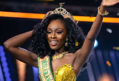 Abena Appiah, de Estados Unidos, es la Miss Grand International 2020