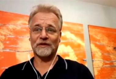 Andreas Kelcker, biofísico alemán. Foto. Internet