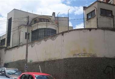 cárcel de Miraflores I Archivo.