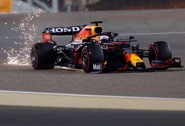Max Verstappen, piloto noruego que corre para el equipo Red Bull. Foto: AFP