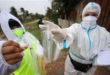 Muchos países de Sudamérica han usado la ivermectina durante la pandemia