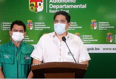 Ríos reclama que el Gobierno no libere las vacunas de AstraZeneca