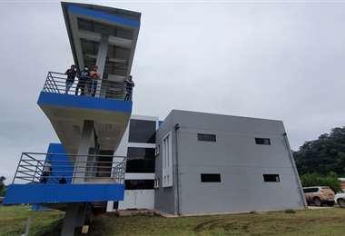 Unidad Educativa Chiquiacá, en Tarija