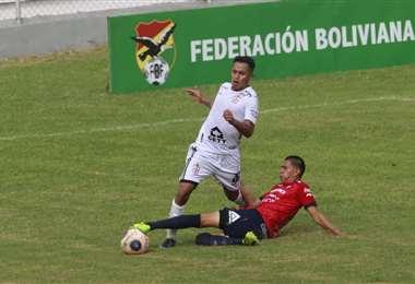 Real Santa Cruz sumó su segunda derrota consecutiva. Foto: Juan Carlos Torrejón