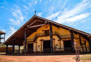 se establecieron las Misiones Jesuíticas