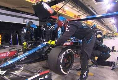 Fernando Alonso no tuvo el retorno esperado a la Fórmula 1. Foto: Internet