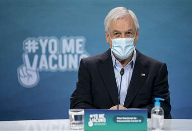Sebastián Piñera /AFP