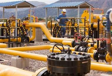 Bolivia exporta gas Argentina y Brasil/Foto: