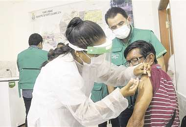 Sedes prioriza la vacunación en los municipios fronterizos