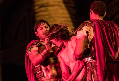 Fotos: Alquimia Producciones / Un clásico de Semana Santa en Santa Cruz