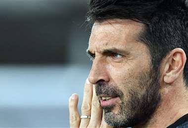Buffon, arquero de la Juventus. Foto: Internet