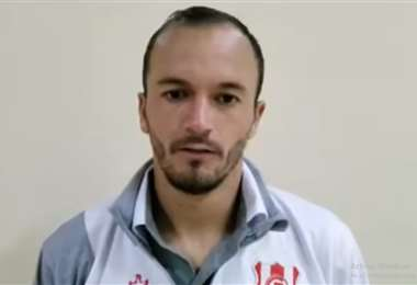 Juan Godoy es un viejo conocido en Independiente. Foto: Captura de pantalla