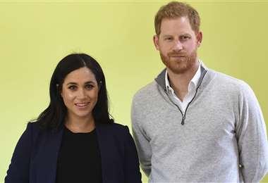 Harry y Meghan siguen saliéndose de las tradiciones reales británicas