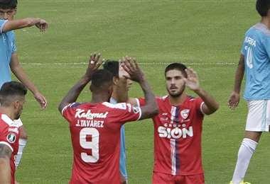 Royal Pari goleó a Aurora por 8-0 en la primera fecha del campeonato. Foto: APG