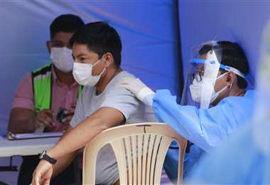 Reportaron hasta hoy que 3.602 personas se vacunaron