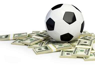 El fútbol tiene un importante ingreso de la Tv por el espectáculo que ofrece.