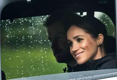 La crisis entre Enrique y Meghan y la monarquía británica se agrava. Foto AFP