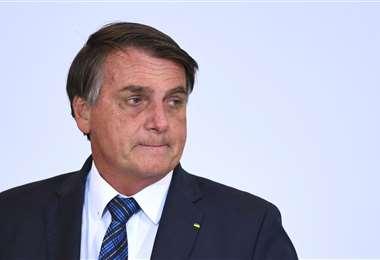 Jair Bolsonaro. Foto AFP