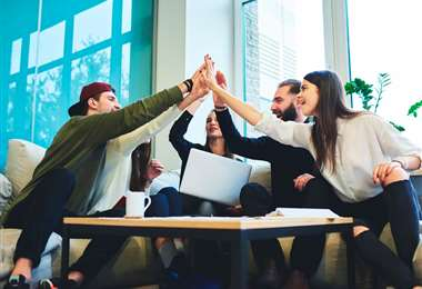 Un buen espacio de trabajo es una construcción social