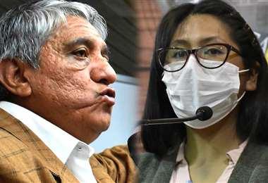 Copa y Arias lideran la preferencia electoral en El Alto y La Paz/Foto: Opinión