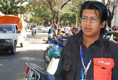 Cristián Osvaldo Mariscal Calvimontes, periodista desaparecido