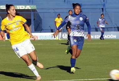 Foto: Libertadores Fem