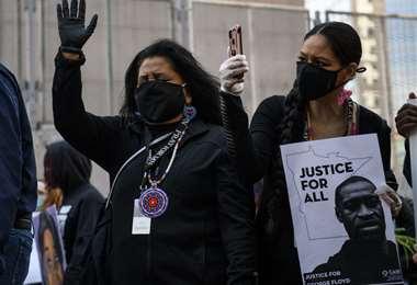 Este juicio será histórico /Foto: AFP