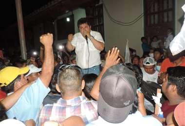 Ruddy Dorado, elegido nuevo alcalde de San Ignacio de Velasco