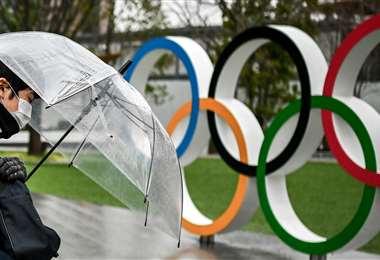Los JJOO se desarrollarán sin espectadores. Foto: AFP