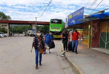 Bolivia cuenta con múltiples pasos fronterizos con Brasil. Foto: Internet