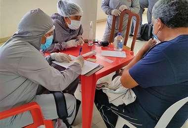 Vigilancia epidemiológica en Tarija