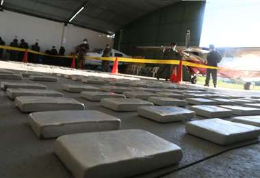 En lo que va de año se concretaron más de 2.000 operativos antidrogas. Fotos: Ipa Ibáñez